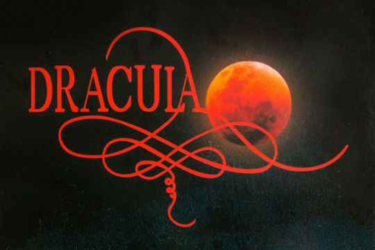 Dracula Cover Book, Humanitas