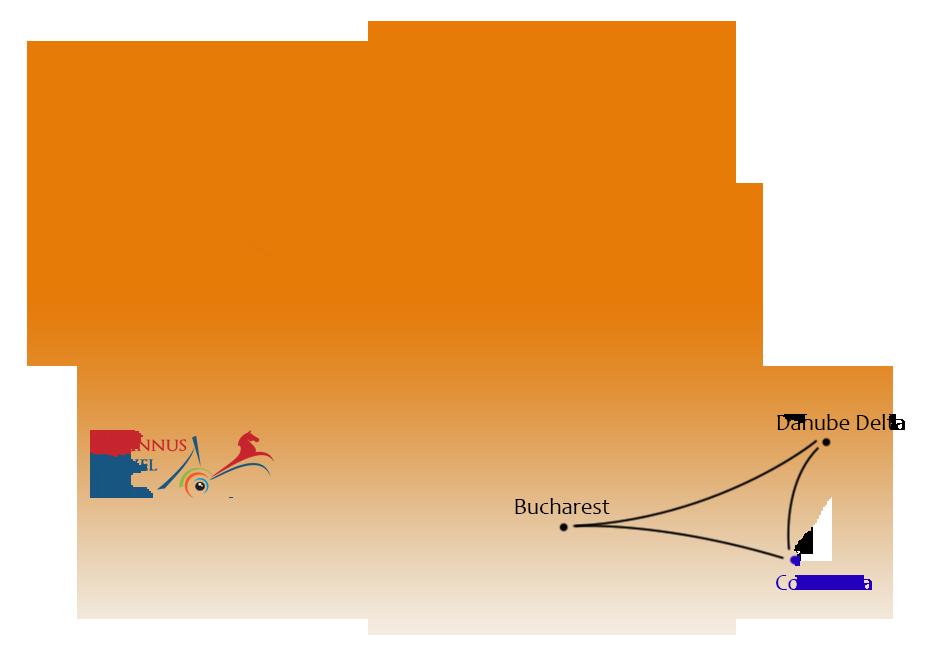 danube-delta-escape-tour-map