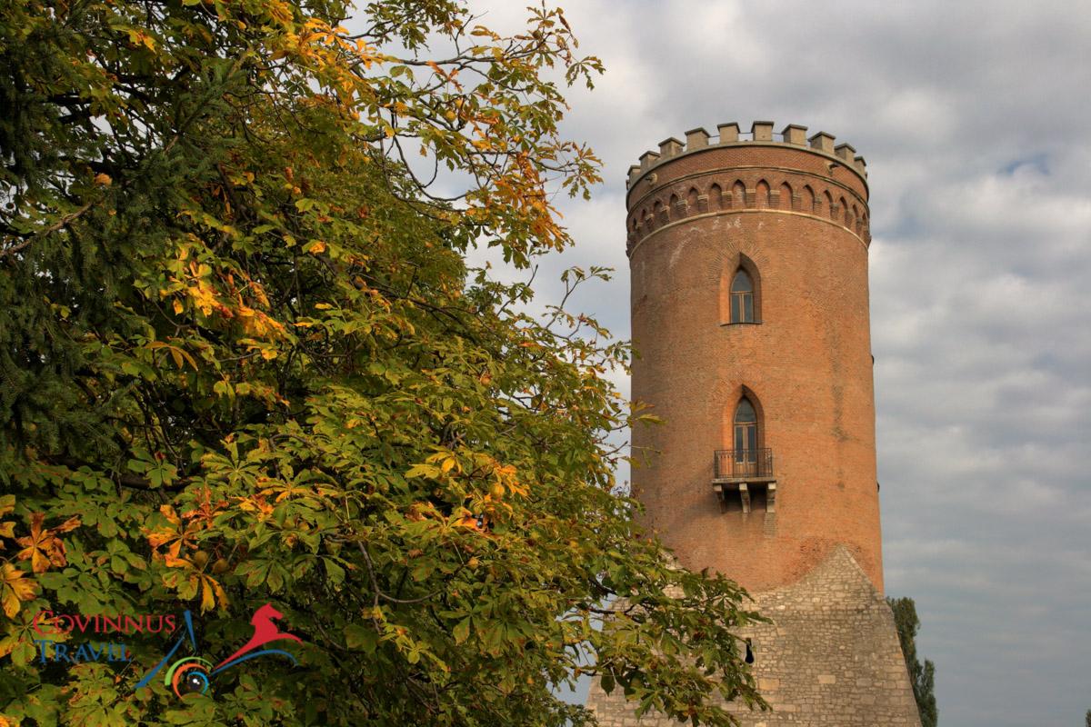 The Sunset Tower, Targoviste