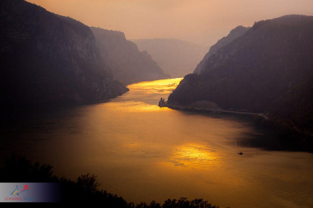 Danube River, The Iron Gates