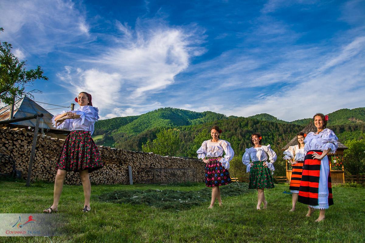 Traditional Costume, Maramures, Romania