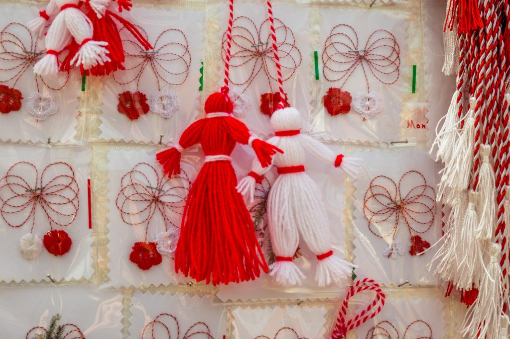Martiosr - Spring tradition