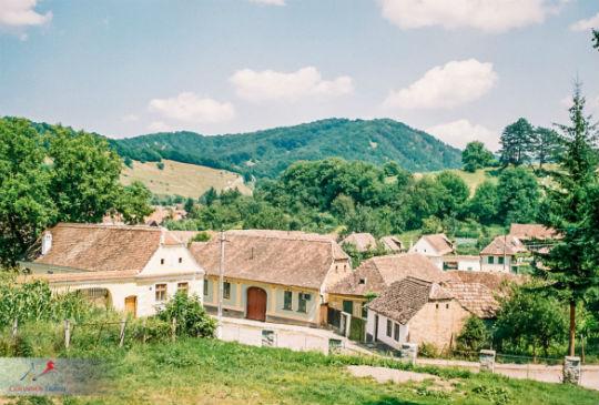 Malncrav, Transylvania, Romania