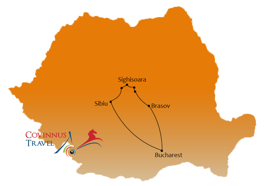 Enchanted Transylvania Biking Tour