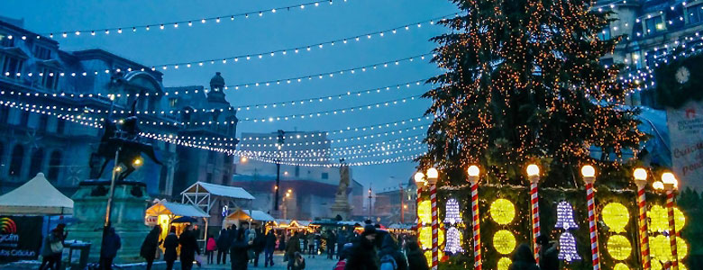 6 Best Christmas Markets in Romania 2017