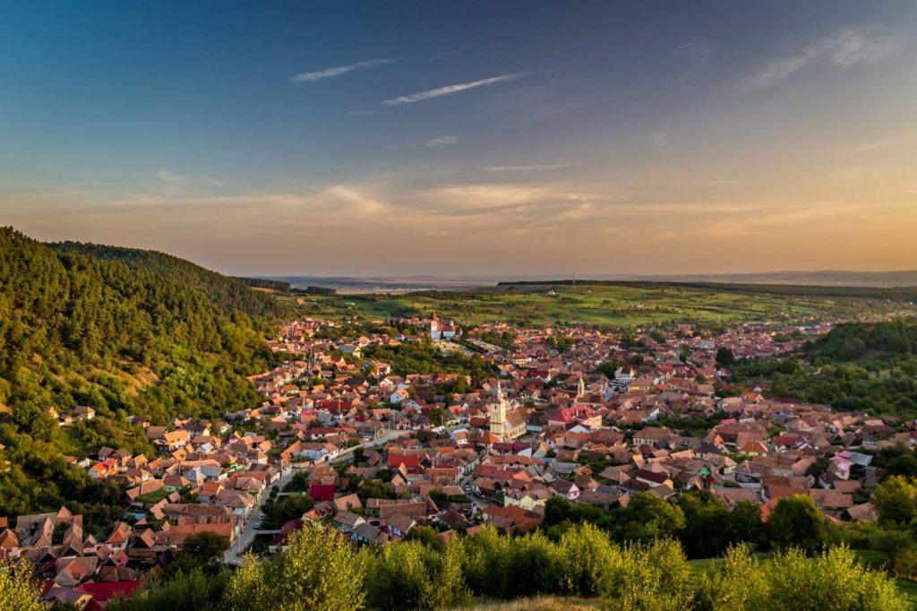 Rasinari, Transylvania, Romania