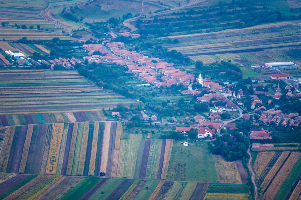 Transylvanian Village, Romania