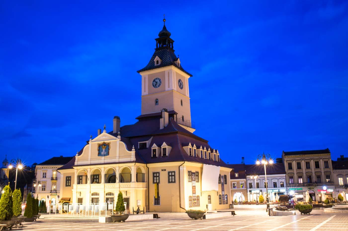 Brasov, Transylvania. Romania