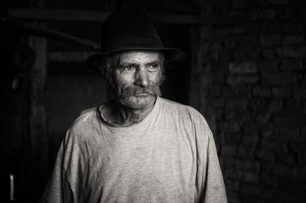 The Blacksmith, Transylvania, Romania