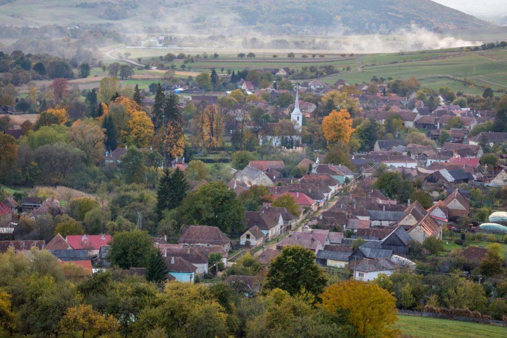 Rural Szekelyland, Transylvania, Romania