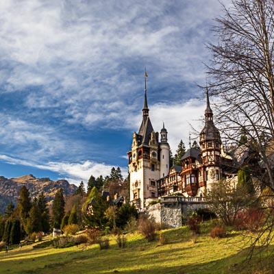 Carpathian Castles Tour