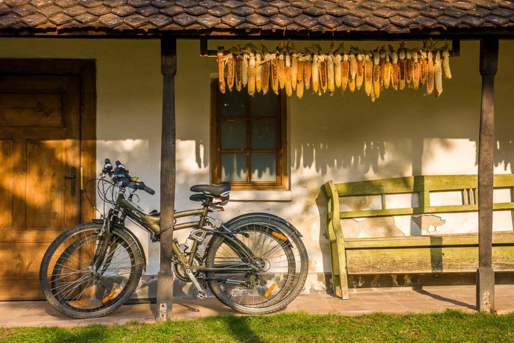 Transylvania Biking Tour, Romania