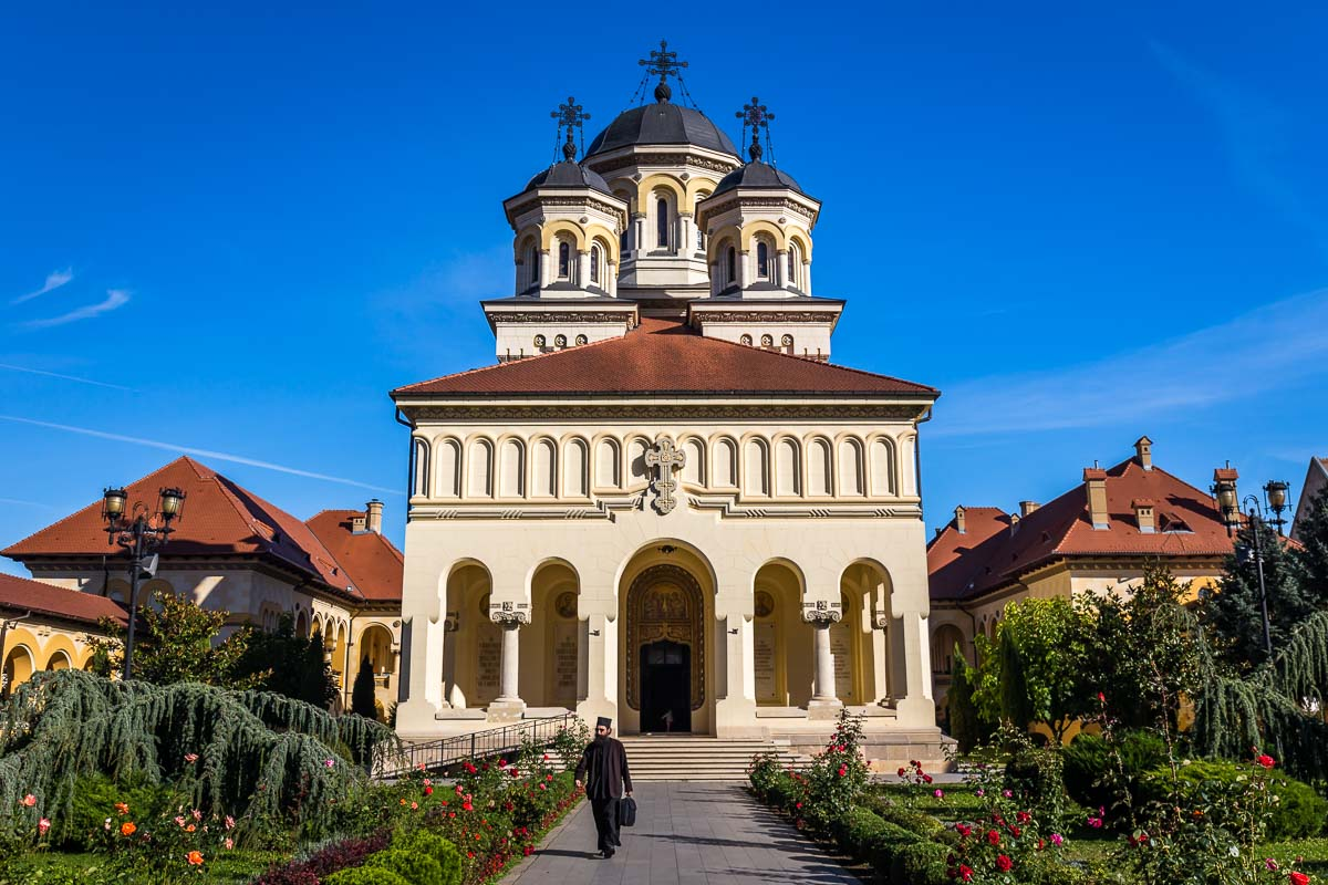 Alba Iulia Coronation Cathedral