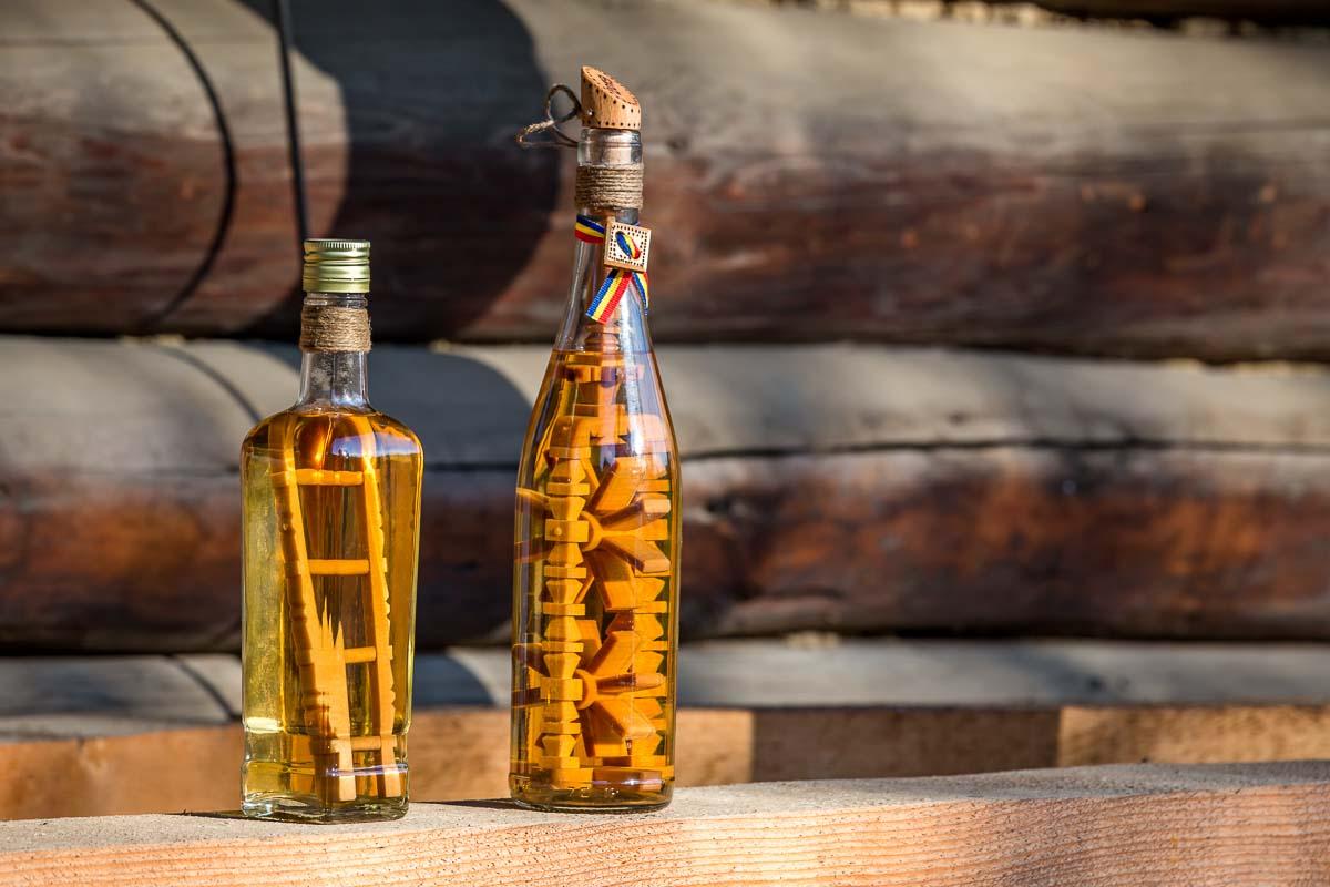 Romanian traditional drinks